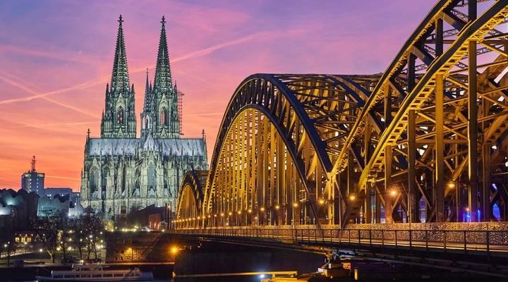 Singlereis tijdens kerst Duitsland
