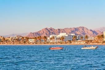 Resorts aan de Rode Zee
