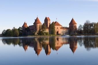 Kasteel Trakai, Litouwen