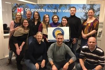 Novasol wint Reisgraag Award 2019