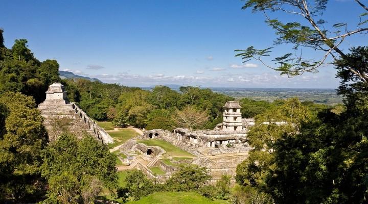 Werelderfgoed in Palenque