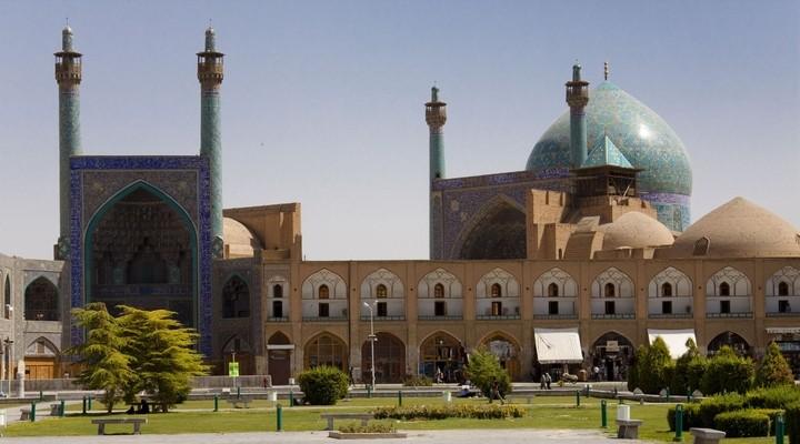 Sheikh Lotf Allah Moskee Isfahan