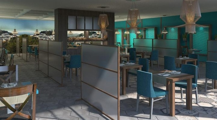 Stijlvol restaurant