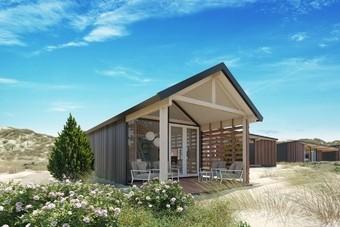 Belvilla breidt aanbod uit met lodges in Bloemendaal Aan Zee