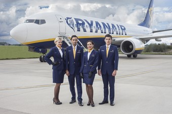 Ryanair sluit vliegbasis op Eindhoven