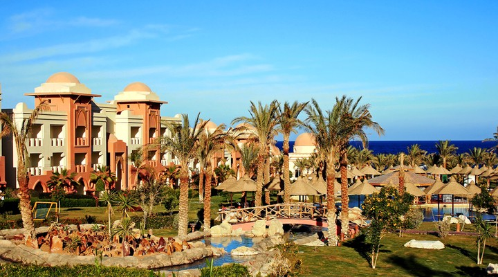 Hotel in Makadi Bay Egypte