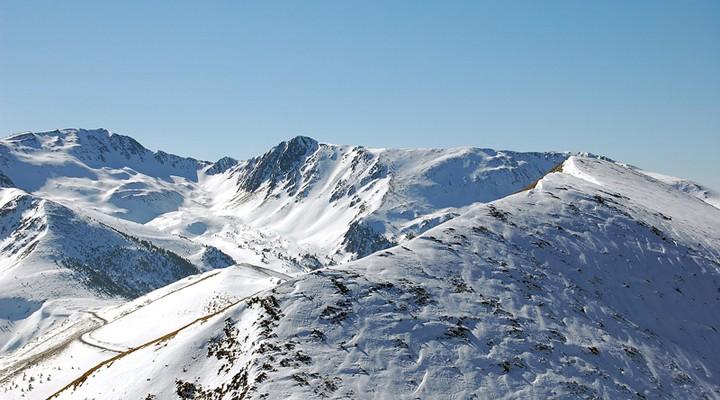 Skien Andorra, wintersport