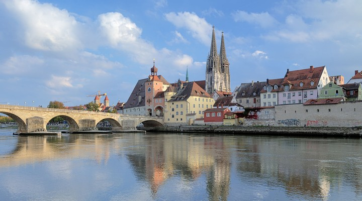 Kathedraal van Regensburg, Stenen Brug
