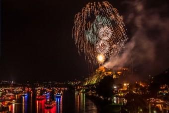 Nieuw bij Bolderman Excursiereizen: riviercruise Rhein in Flammen