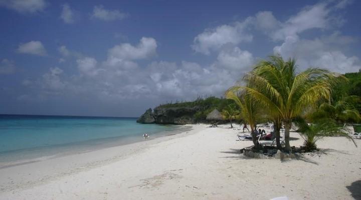 Cas Abao strand Curaçao