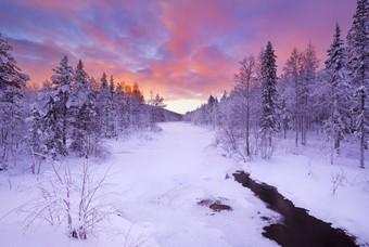 Het Finse Lapland