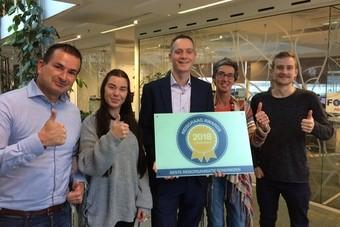 FOX, verre reizen van ANWB wint Reisgraag Award 2018