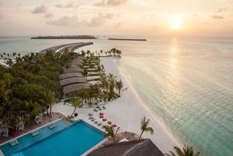 Club Med Finolhu Villa's