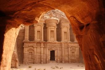 Nieuwe reizen naar Jordanië met Kras