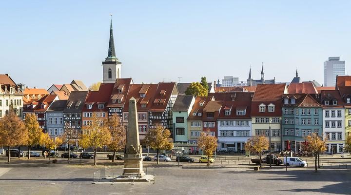 Historisch centrum Erfurt