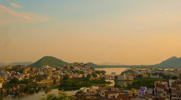 Landschap India