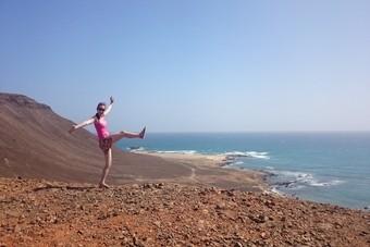 De pracht van Sal, Kaapverdië