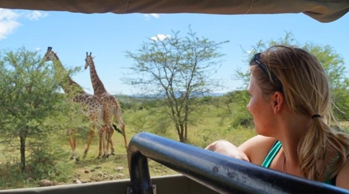 Marleen van Zuid-Afrika online, Riksja Travel