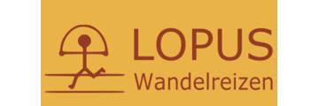 Logo van Lopus Wandelreizen