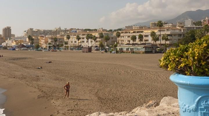 Strand Torremolinos - Costa del Sol