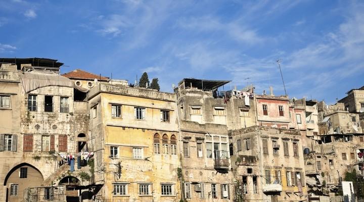 Gebouwen en huizen in Tripoli