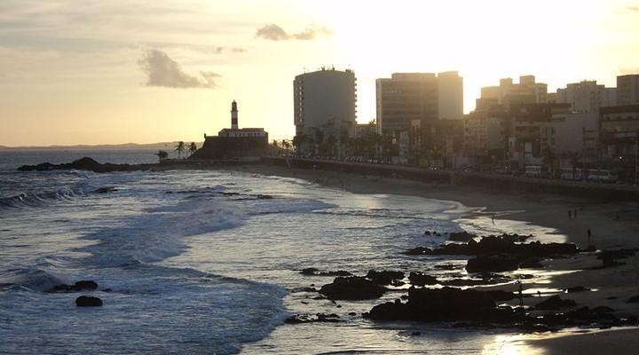 Strand Salvador da Bahia