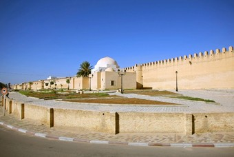 Moskee in Kairouan