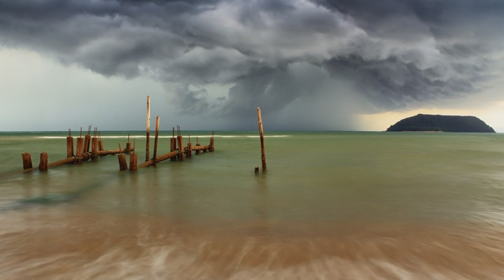 Een dreigende lucht in Maleisië