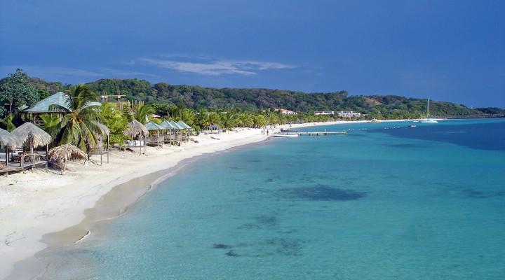 Strand Honduras