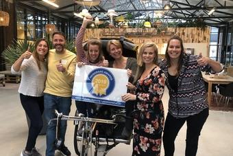 Riksja Travel wint Reisgraag Award 2019