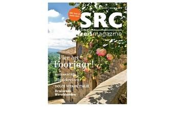 SRC Reizen brengt nieuw reismagazine uit