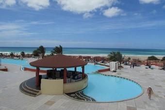 Bezoek aan Boa Vista en Sal, Kaapverdië