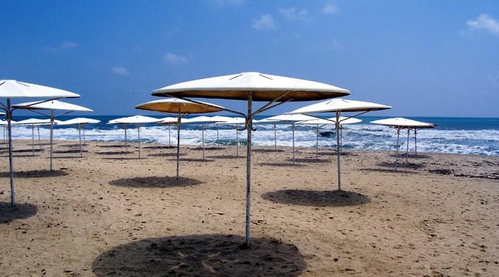 Badplaats Tunesië