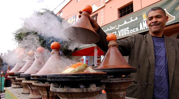 Tajine Marokko