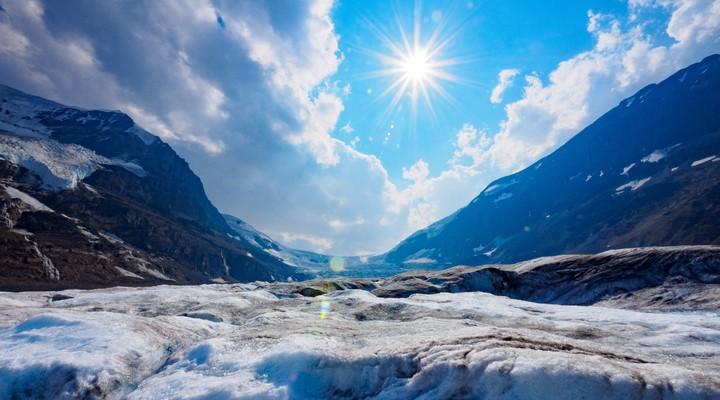 Gletsjer Jasper