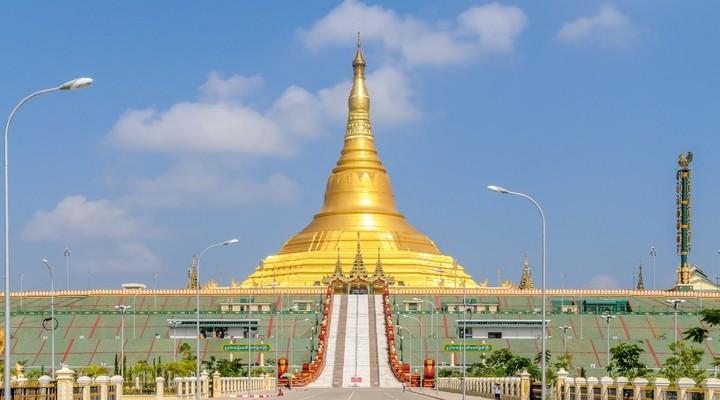 Uppatasanti Pagode in Naypyidaw
