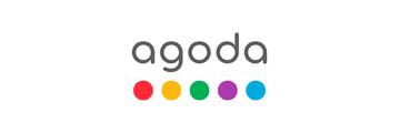 Logo van Agoda.com