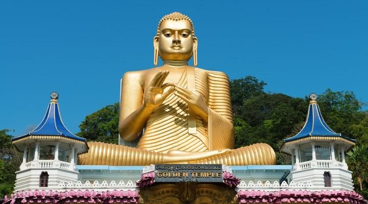 Gouden Tempel van Sri Lanka
