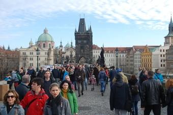 4-daagse busreis naar Praag