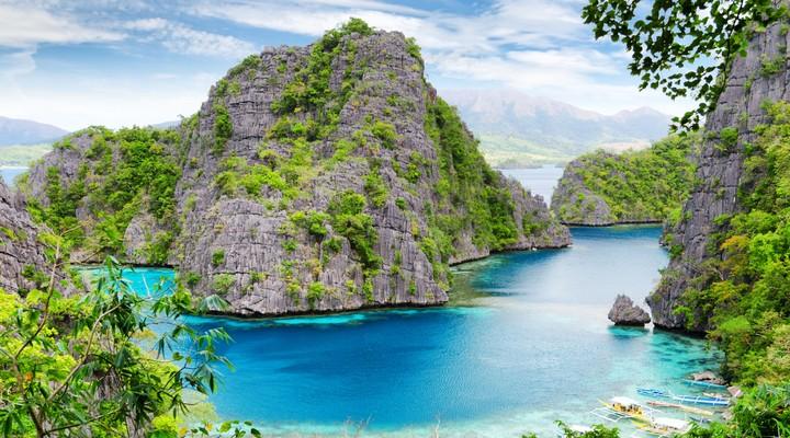 Eilandhoppen in de Filipijnen