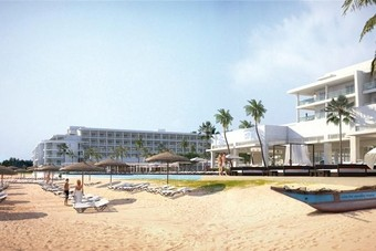 RIU opent hotel op Sri Lanka