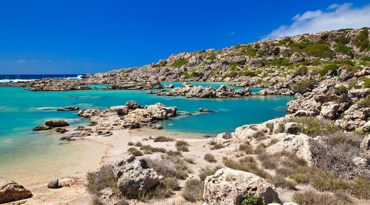 Aspri Limni, Kreta, Griekenland