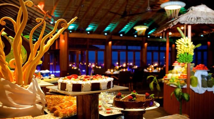 Restaurant van binnen