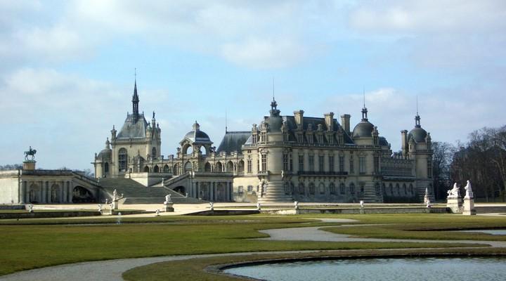 Château de Chantilly, Frankrijk
