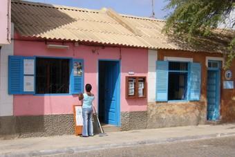 Een weekje rust op Sal; Cabo Verde