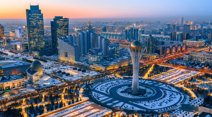 Astana in Kazachstan