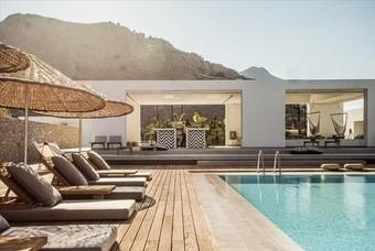 Zwembad Casa Cook hotel op Rhodos