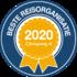 De Jong Intra Vakanties won in 2020 de Reisgraag award