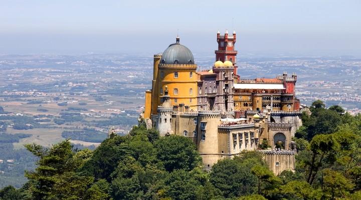 Paleis van Pena, Sintra