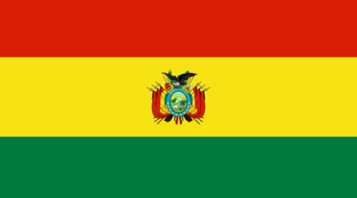 Vlag Bolivia
